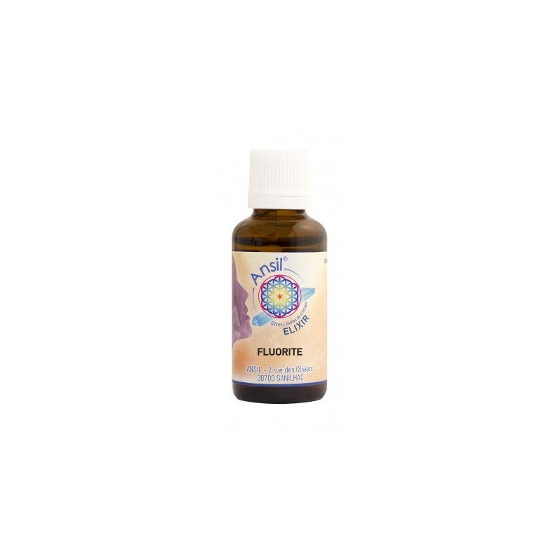 Fluorite - Elixir de Cristaux