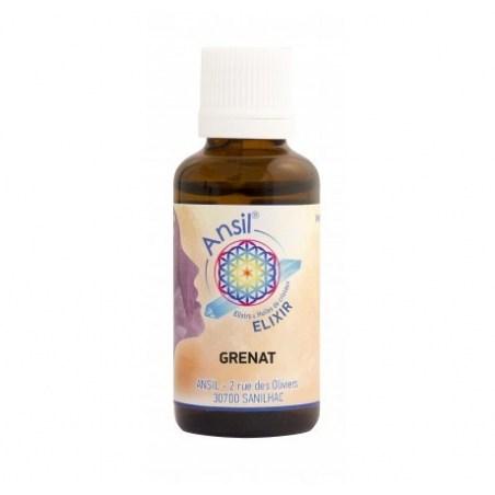 Grenat - Elixir de Cristaux