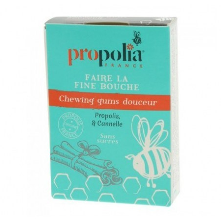 Chewing-gums • Propolis-Cannelle