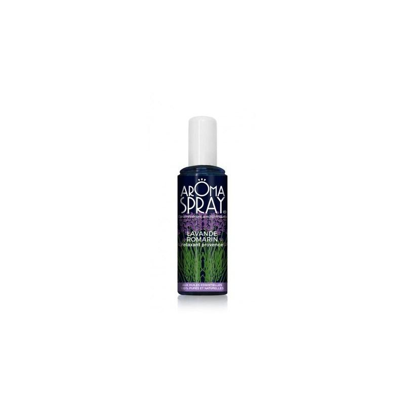 Aromaspray N° 3 Lavande - Romarin 100 ml