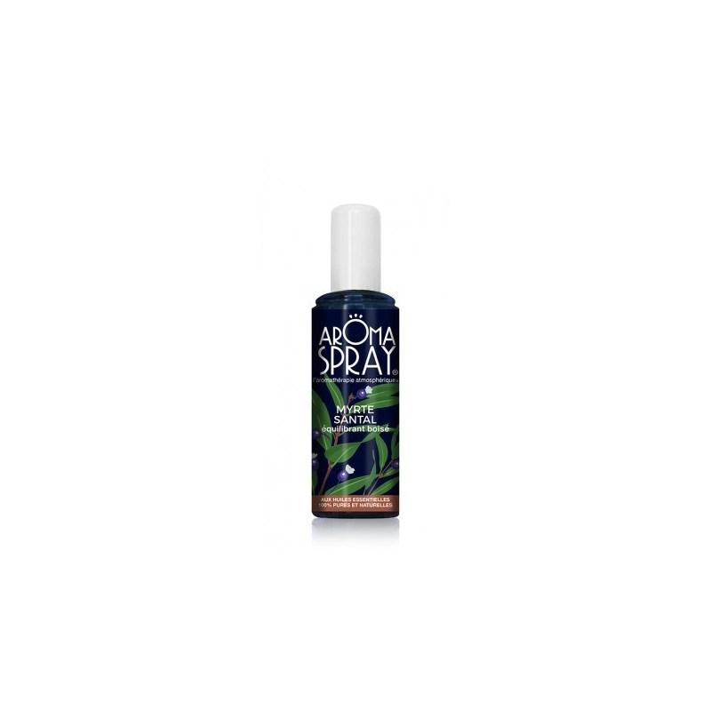 Aromaspray N° 7 Myrte-Santal
