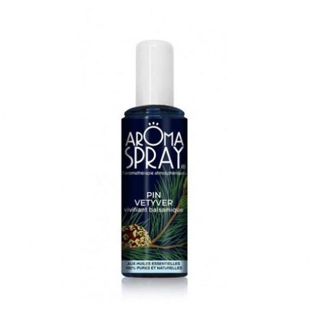 Aromaspray N° 12 Pin – Vétyver 100 ml