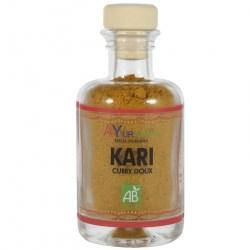 Kari bio (curry doux) - 45 gr - Ayurvana