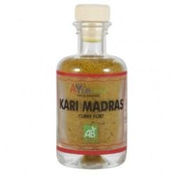 Kari madras bio (curry fort)