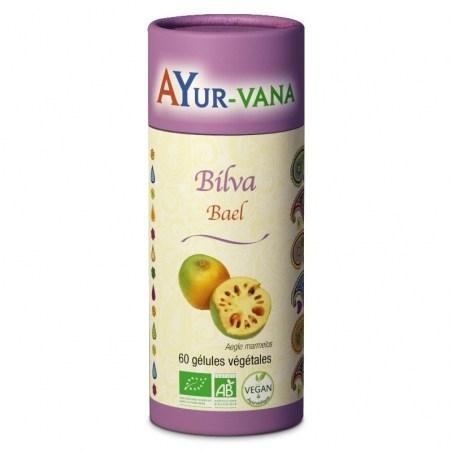 Bilva BIO - 60 gélules végétales - Ayurvana - 2021