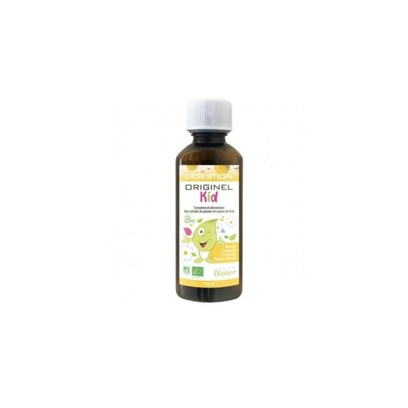 Originel Kid Digestion - Flacon de 150 ml - Laboratoire Dioter