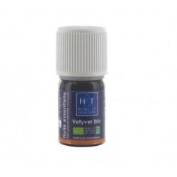 Vetyver (Vetiveria zizanoides) Bio - Huile essentielle