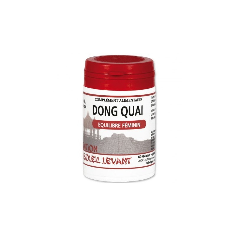 Dong Quai (Angélique chinoise)