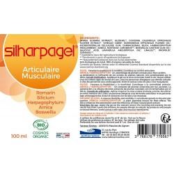 Notice SILHARPAGEL - Flacon de 100 ml - Labo Santé Silice