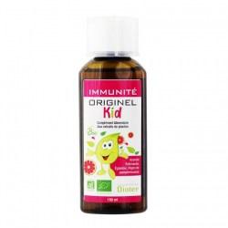 Originel Kid Immunité Bio - Flacon de 150 ml - Laboratoire Dioter - 2021
