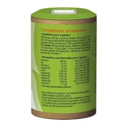 Notice Capiltonic + - 90 gélules végétales - Graine sauvage - 2021