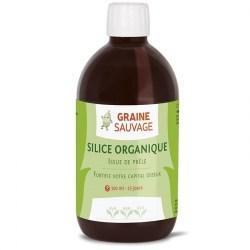 Silice, Extrait de Prêle - 500 ml