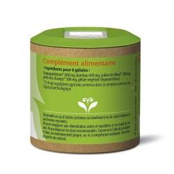 Notice Rhumafort - Pilulier de 90 gélules d'origine végétale - Graine sauvage  - 2021