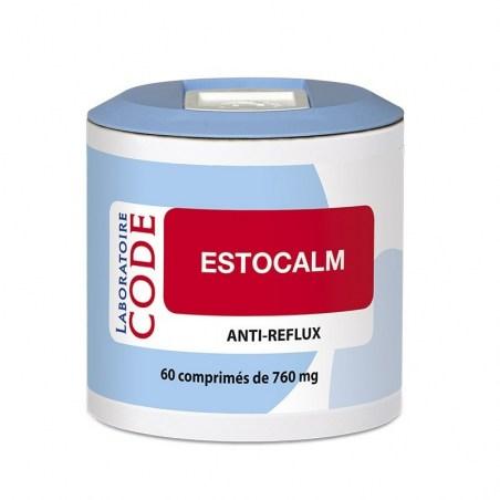 Estocalm - Pilulier de 60 comprimés - Laboratoire Code - 2021