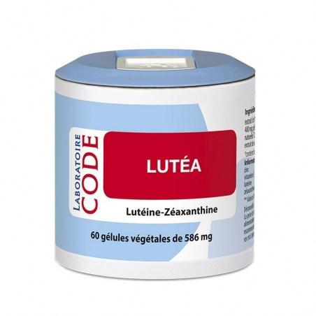 Lutéa - Pilulier de 60 gélules végétales - Laboratoire Code - 2021