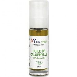 Huile de Calophylle - Ayurvana - Shop Nature