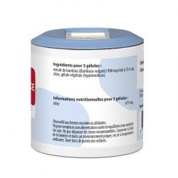 Notice Bambou Silice - 60 gélules de 395 mg - Laboratoire Code - 2021
