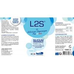 Notice L2S - 1000 ml - Labo Santé Silice - 2021