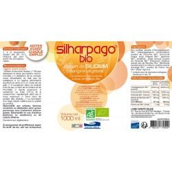 Notice Silharpago Bio - Flacon de 1 litre - Labo Santé Silice