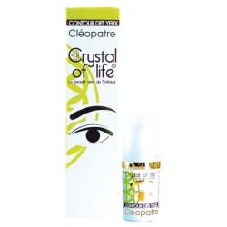 Sérum contour des yeux Cléopâtre -15 ml - Crystal of life Ansil - 2021
