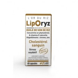 LipOryz - 60 capsules