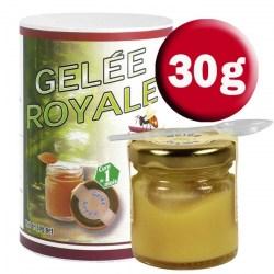 Gelée Royale Bio - Pot 30 gr - L'Abeille Forestière