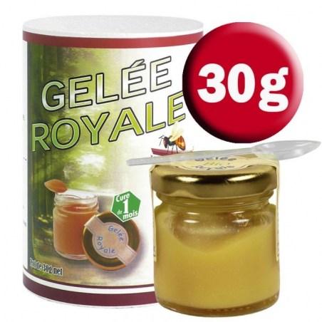 Gelée Royale Bio - Pot 30 gr - L'Abeille Forestière - 2021