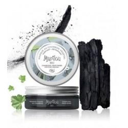 Masque Purifiant et Détoxifiant au Charbon Végétal - Pot de 75 ml - Marilou Bio - 2020