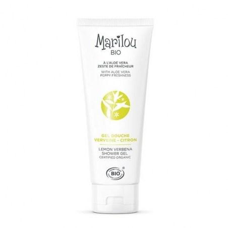 Gel douche Verveine & Citron Bio - 200 ml - Marilou Bio - 2020