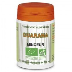 Guarana bio - 60 gélules végétales - Laboratoire Brasil - 2020