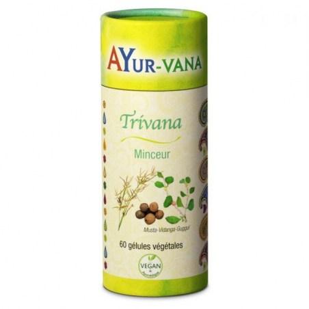 Trivana - 60 gélules végétales - Ayurvana - 2021