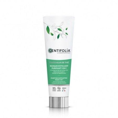 Masque exfoliant purifiant 3 en 1 - 100 ml - Centifolia - 2021