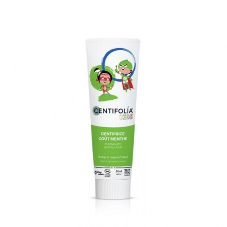 Dentifrice menthe enfants - 50 ml - Centifolia - 2021