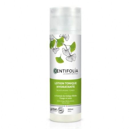 Lotion tonique hydratante - Flacon 200 ml - Centifolia - 2021