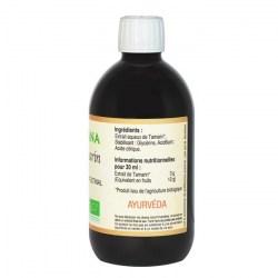 Ingrédients Jus de Tamarin Bio - 500 ml - Ayurvana - 2021