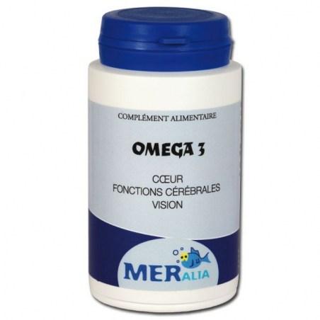Oméga 3 -  90 capsules - Méralia - 2021