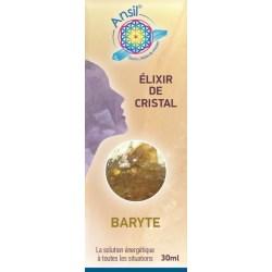 Baryte  - Élixir de Cristal - 30 ml - Ansil - 2021
