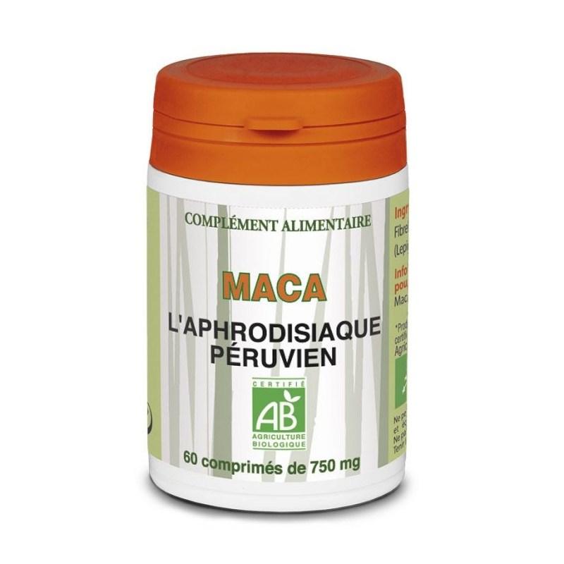 Maca Bio - 60 comprimés - Laboratoire Brasil - 2021