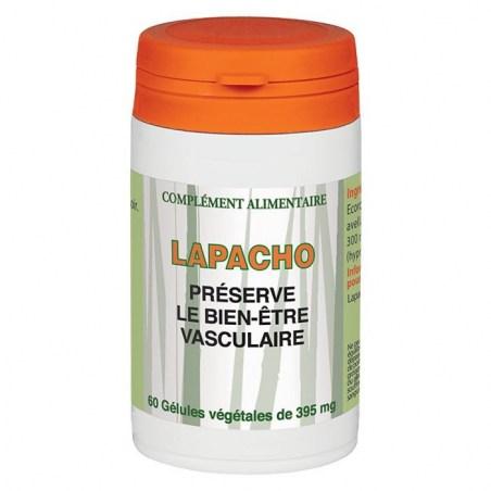 Lapacho - Pilulier de 60 gélules végétales - Laboratoire Brasil - 2021