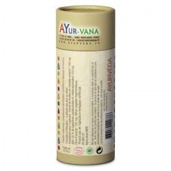 Notice Centella Asiatica Bio (Gotu kola) - Pilulier de 60 gélules végétales - Ayurvana - 2021